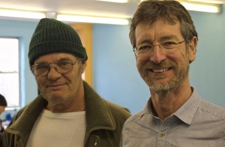Ron Dale and Bob Gann