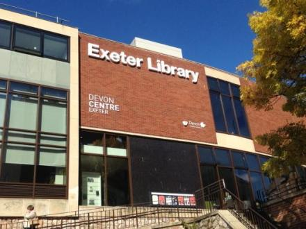 Exeter Library