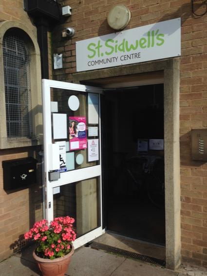 St Sidwells